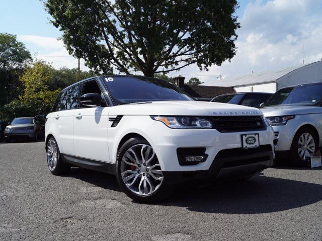Land Rover Range Rover Sport 5.0 Supercharged Dynamic 2016