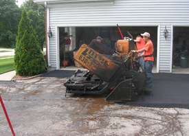 Carl Burns Asphalt Paving & Sealing LLC