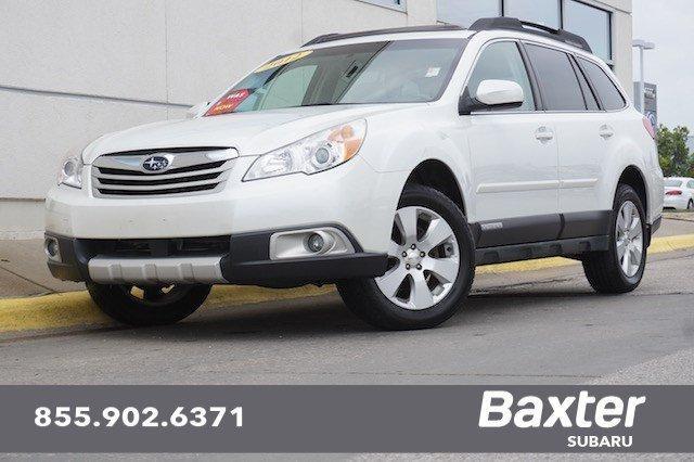Subaru Outback 2.5i Premium 2012