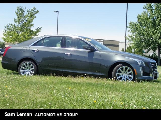 Cadillac CTS Sedan 3.6L Luxury 2015