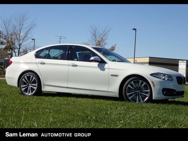 BMW 5 Series 528i xDrive 2016
