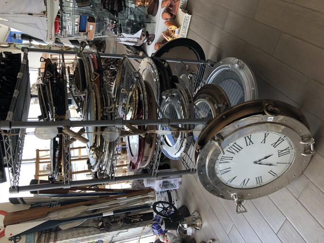 HUGE Sale on Porthole Mirrors & Windows from Hampton Nautical!