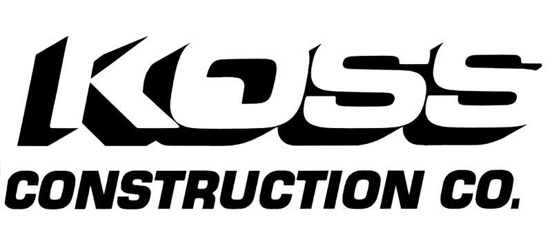 Koss Construction Now Hiring