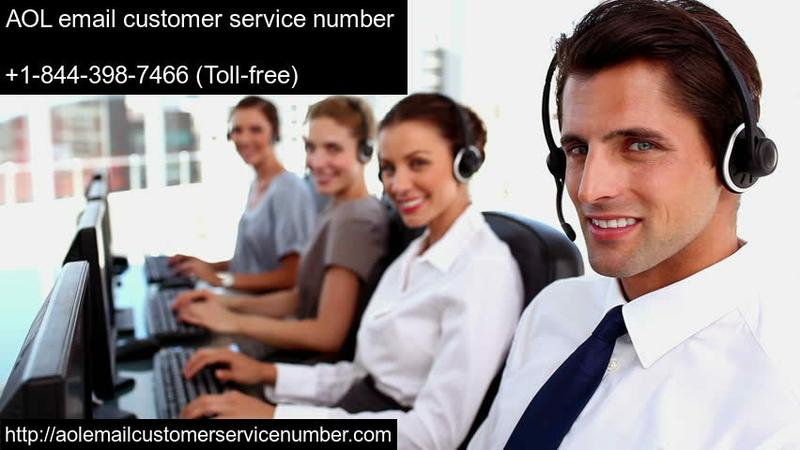 AOL email customer service number