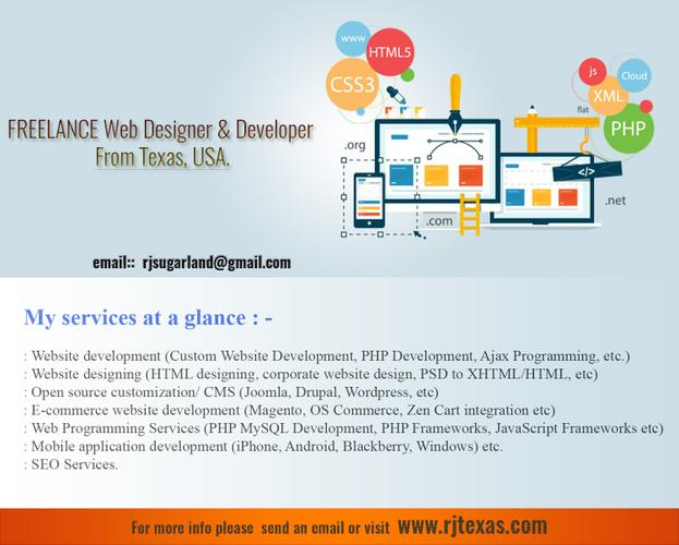 Rnds Solutions - Houston - Web Development for over 10 years