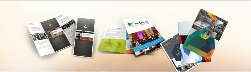 Best Brochure Printing Services in USA | Custom Brochure Printing | Xtraprints
