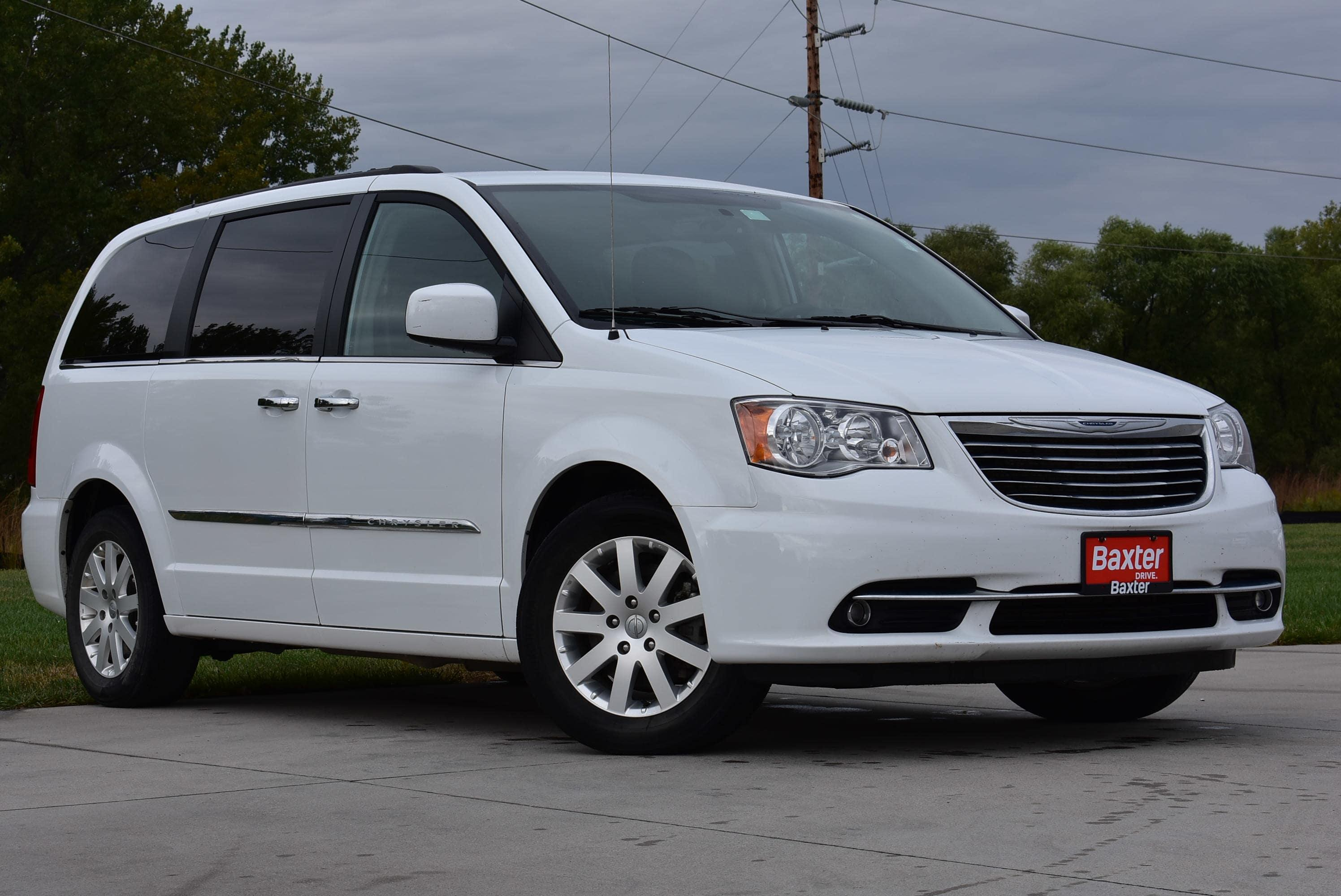 Chrysler Town & Country Touring FWD 2015