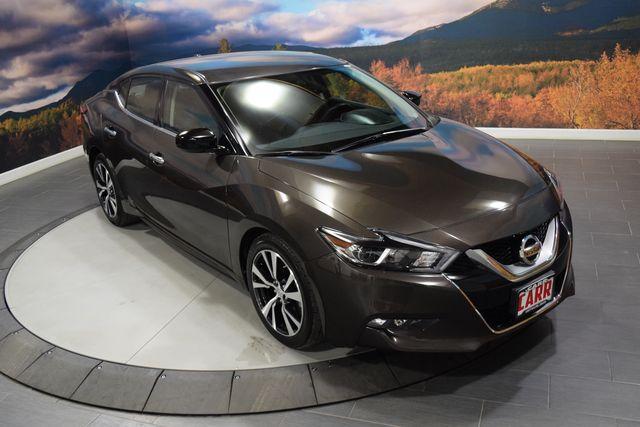 Nissan Maxima 4dr Sdn 3.5 S 2016