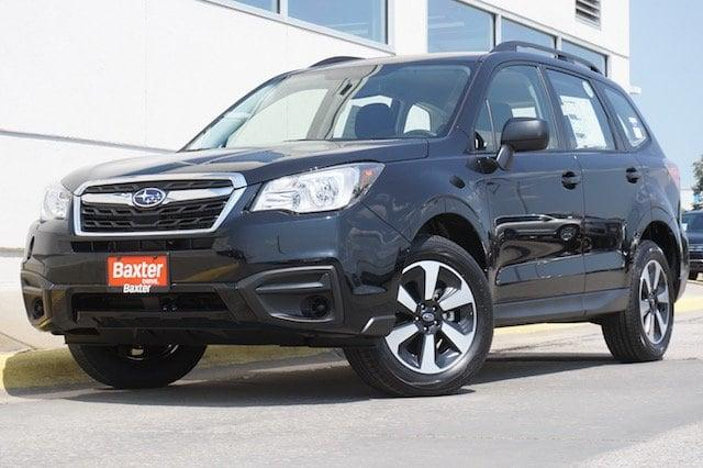 Subaru Forester 2.5i w/ Alloy Wheel Package 2018