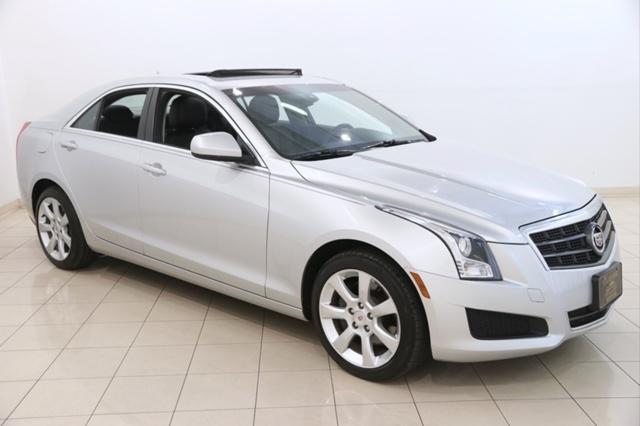 Cadillac ATS 2.0L STANDARD 2014