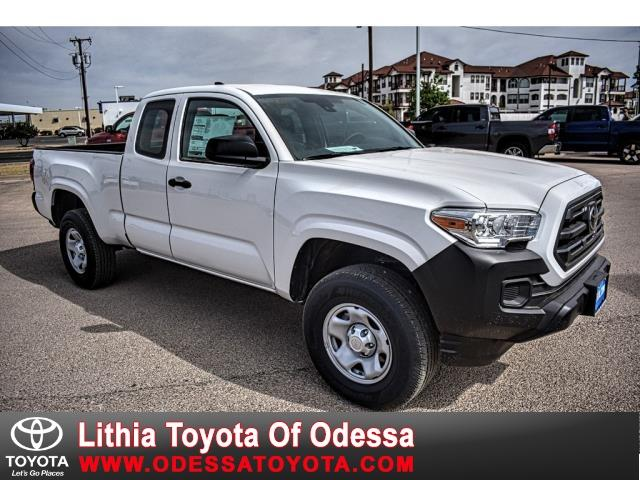 Toyota Tacoma SR ACCESS CAB 6' BED I4 4X4 AT 2018