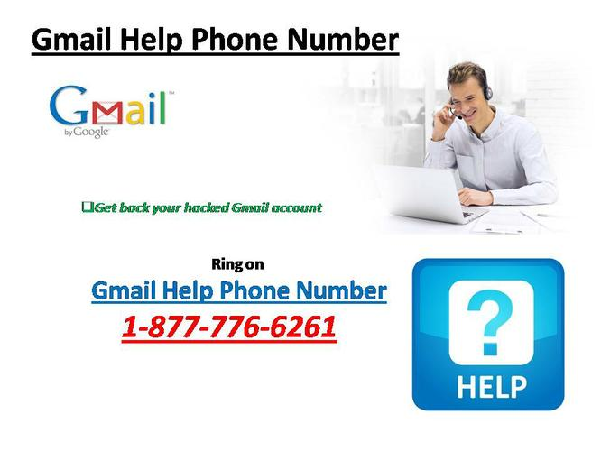 Take A Satisfactory Advice On 1-877-776-6261 Gmail Help Number