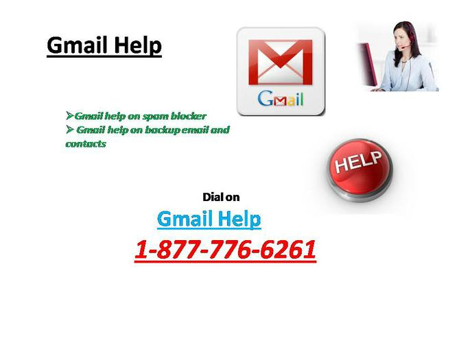 Call Gmail Helpline 1-877-776-6261 For Account Safety Against Hackers