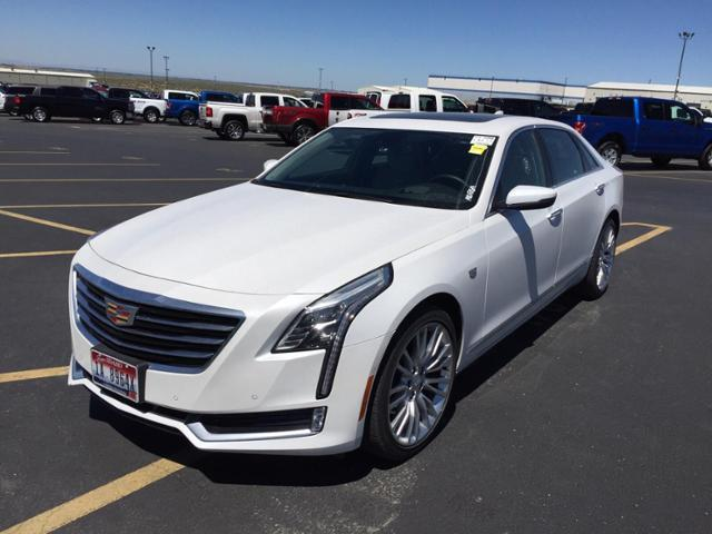 Cadillac CT6 Sedan Premium Luxury AWD 2016