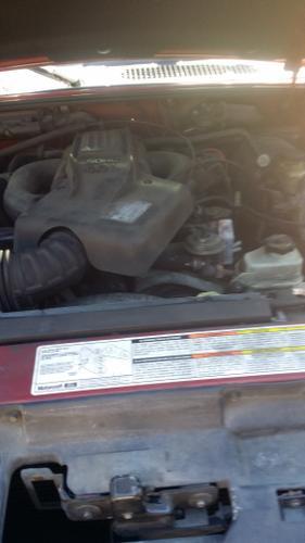 1998 Ford Explorer XLT 4 WD