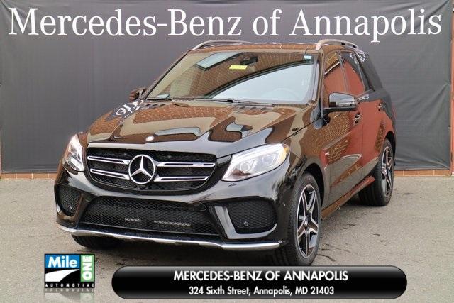 Mercedes-Benz GLE 43 AMG�® 2017