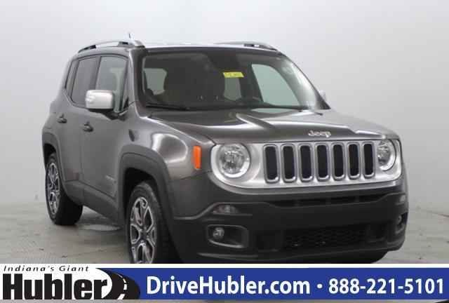 Jeep Renegade FWD 4dr Limited 2016