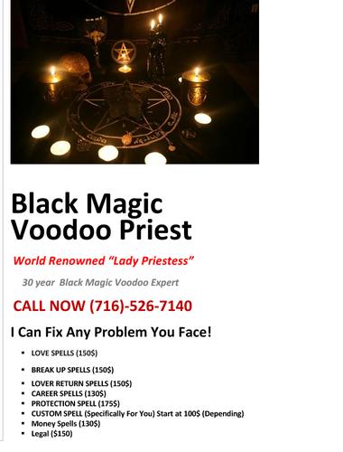 Voodoo Priest Near Me