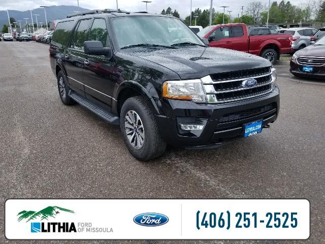 Ford Expedition EL XLT 2017