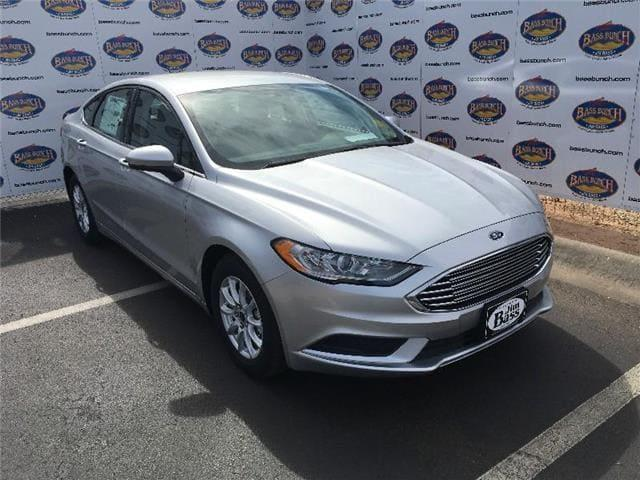 Ford Fusion S Front-wheel Drive 2018