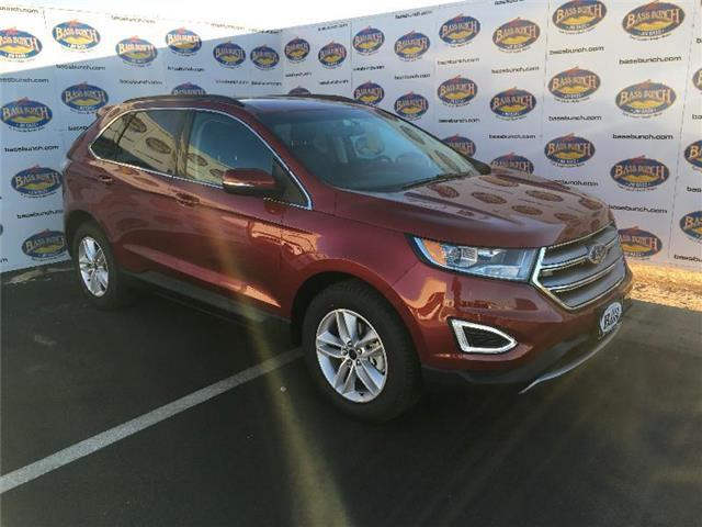 Ford Edge SEL Front-wheel Drive 2018