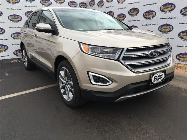 Ford Edge Titanium Front-wheel Drive 2018