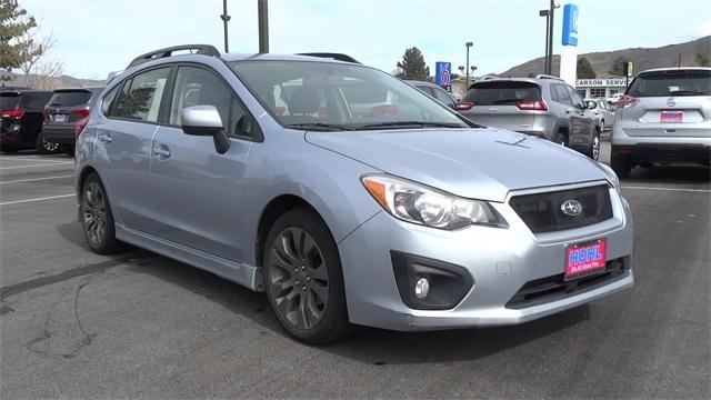 Subaru Impreza Wagon 2.0i Sport Limited 2014