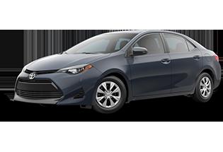 Toyota Corolla L 2017
