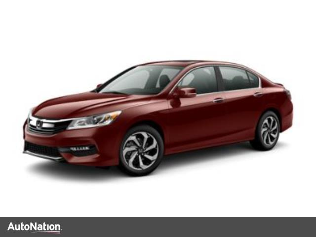 Honda Accord Sedan EX-L 2017