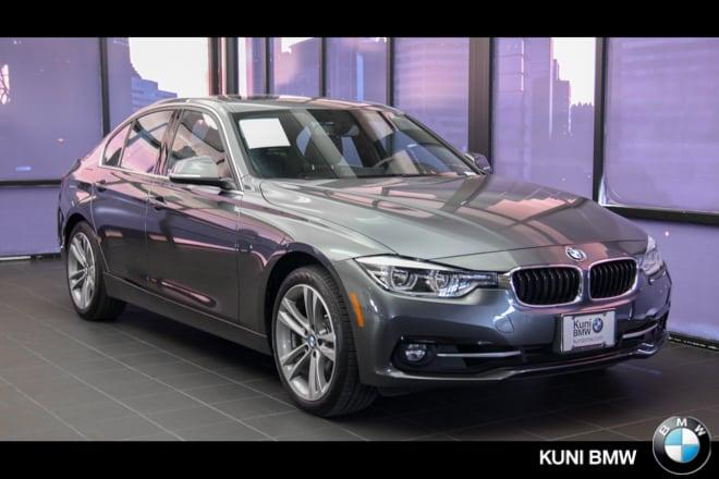 BMW 3 Series 330 xDrive 2018