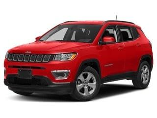 Jeep Compass Trailhawk 4x4 2018