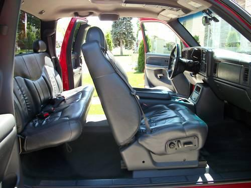 2001 GMC Sierra SLT 2500HD Extended Cab 4X4 $1,000