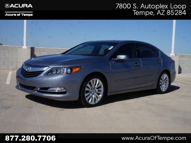 Acura RLX Base w/Technology Package 2014