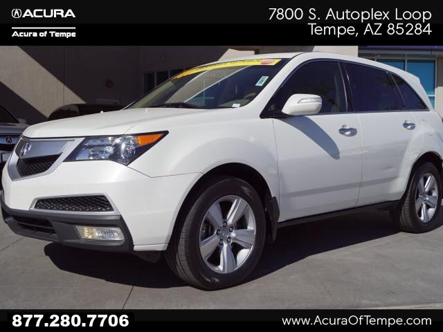 Acura MDX Technology w/Technology Package 2010