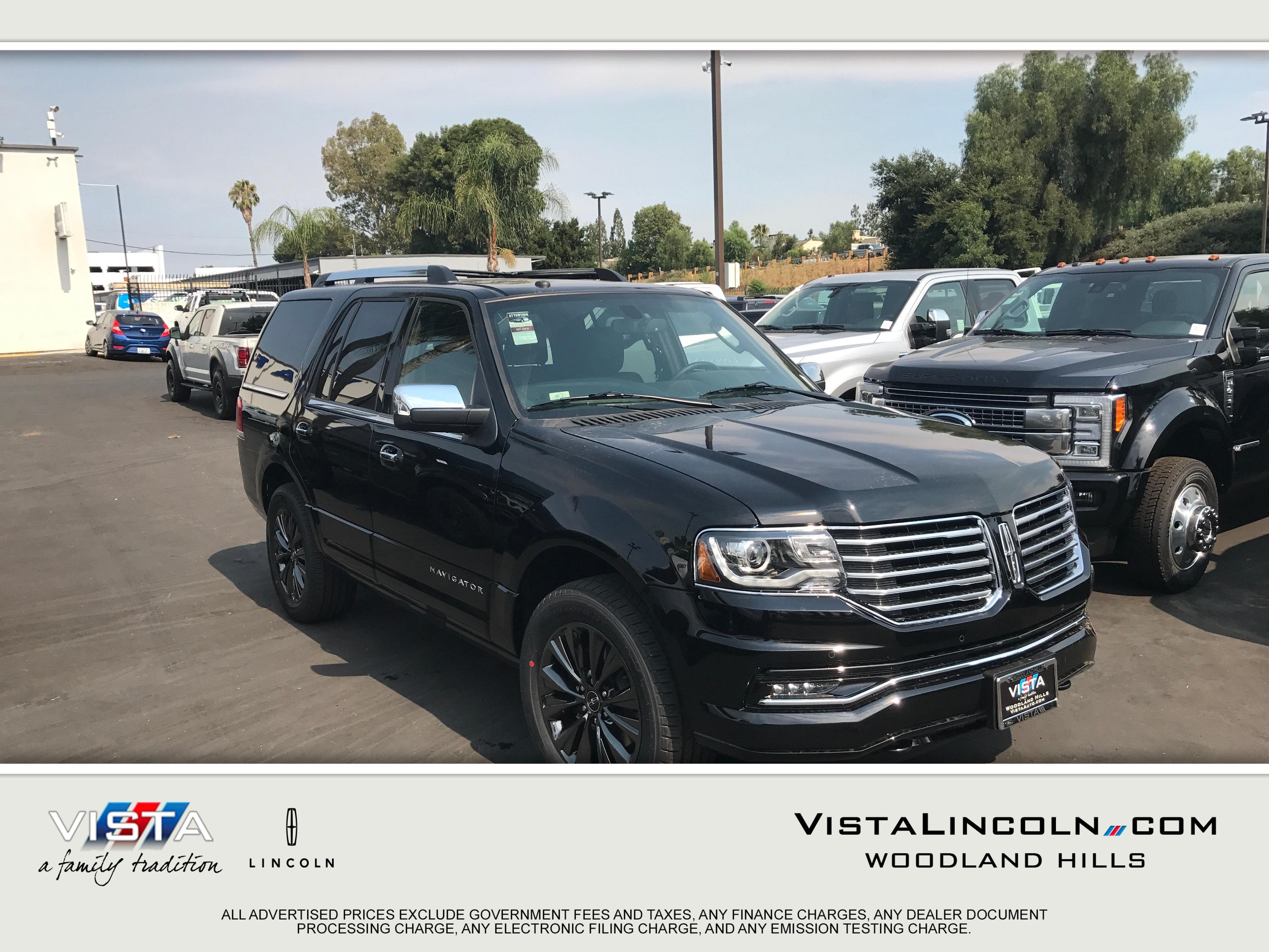 Lincoln Navigator Select 2017