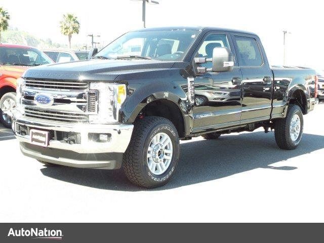 Ford Super Duty F-250 SRW XLT 2017