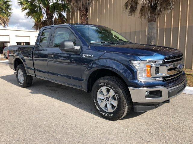 Ford F-150 4X4 S/C 2018