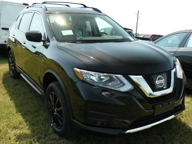 Nissan Rogue 2017.5 AWD SV 2017