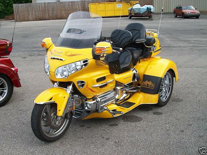 PennySaver   2005 Honda GoldWing Trike in Mobile, Alabama, USA