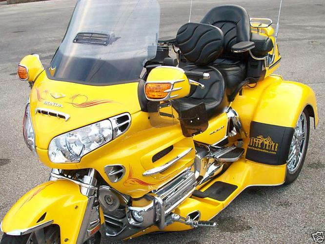 PennySaver | 2005 Honda GoldWing Trike in Mobile, Alabama, USA