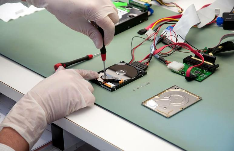 SSD Data Recovery Repair Services - TTRDATA