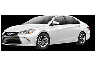 Toyota Camry Hybrid LE 2018