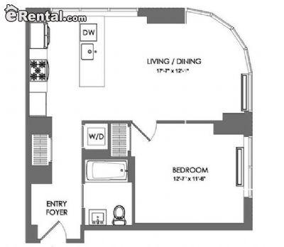 $4995 Two bedroom Apartment for rent