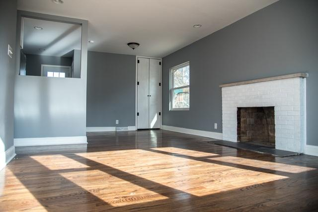 Trendy freshly renovated home in the Webster Groves school district.