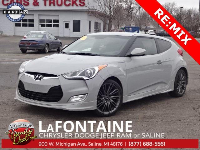 Hyundai Veloster RE:MIX 2013