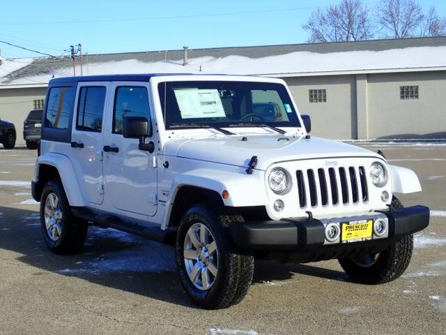 Jeep Wrangler JK Unlimited Unlimited Sahara 2018