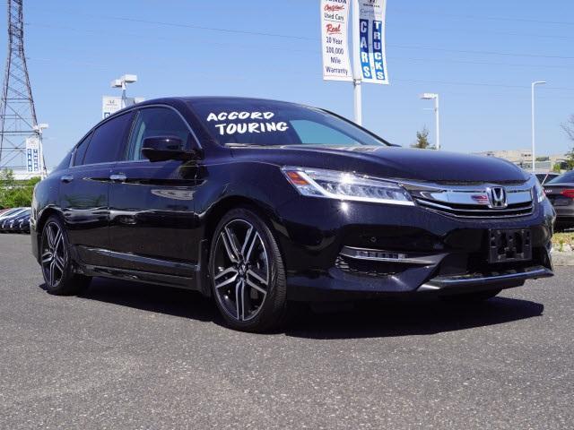 Honda Accord Sedan Touring 2016