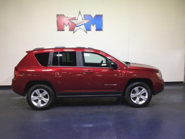 Jeep Compass 4WD 4dr Limited 2013