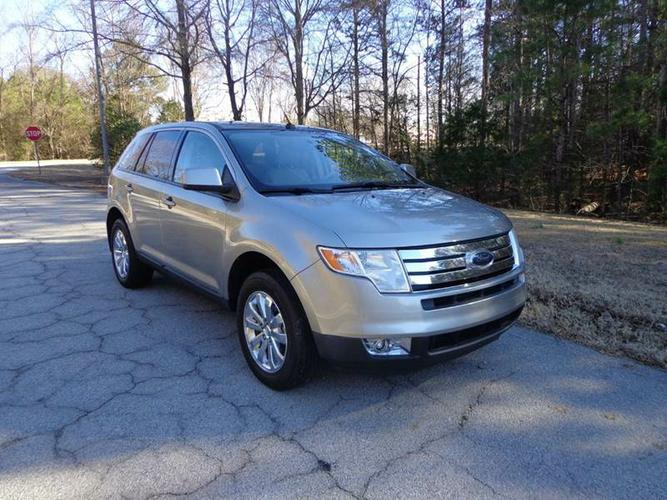 2008 Ford Edge - SEL 4dr Crossover