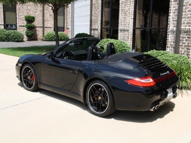 2009 Porsche 3.8 Ltr